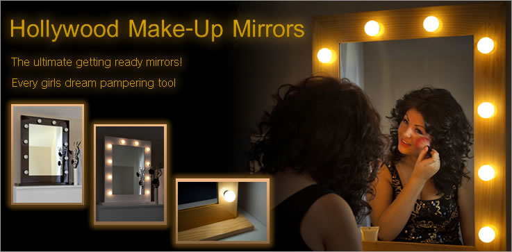 Hollywood makeup mirrors