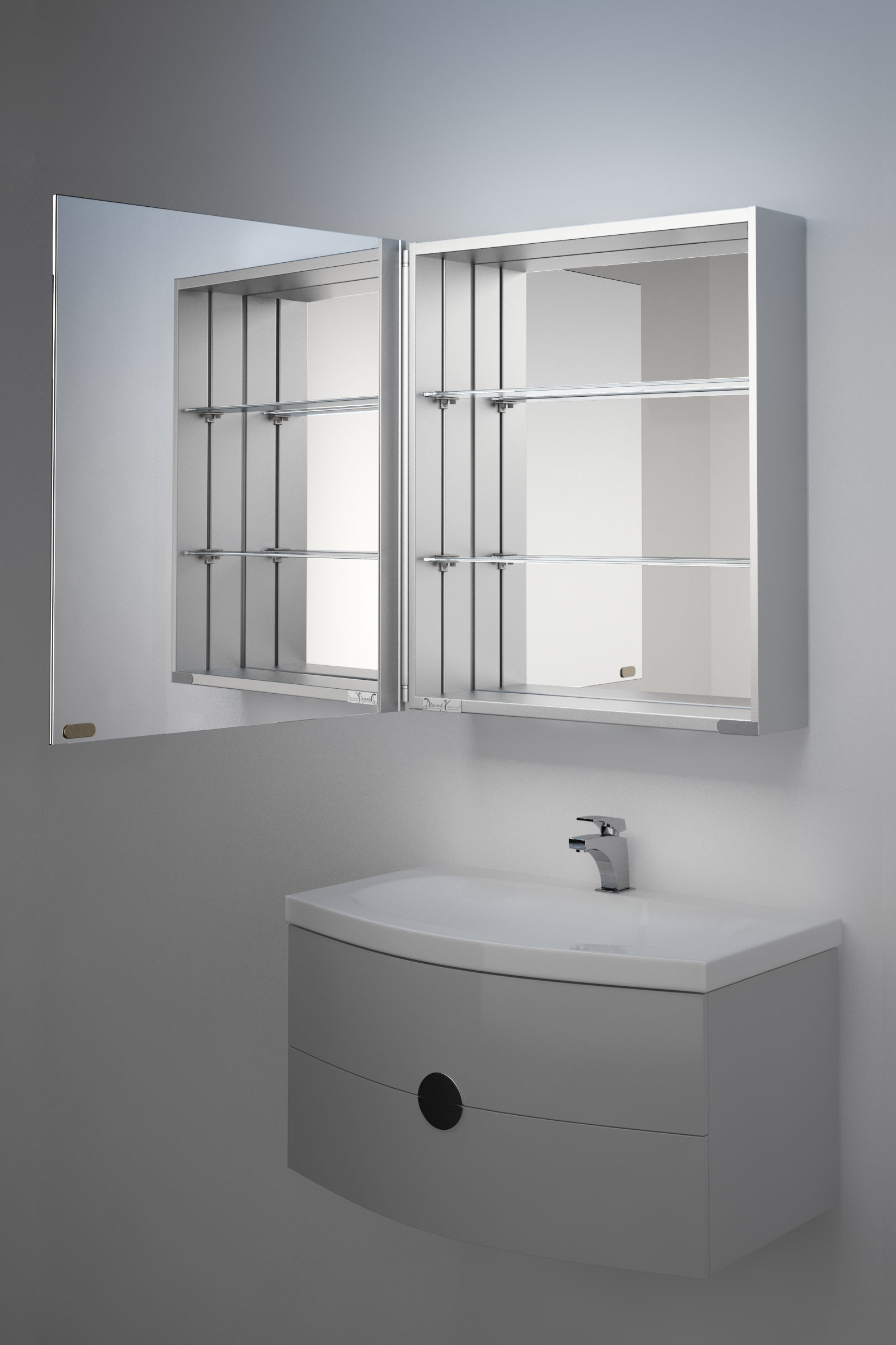 cabinets see more iris non illuminated bathroom mirror cabinet k