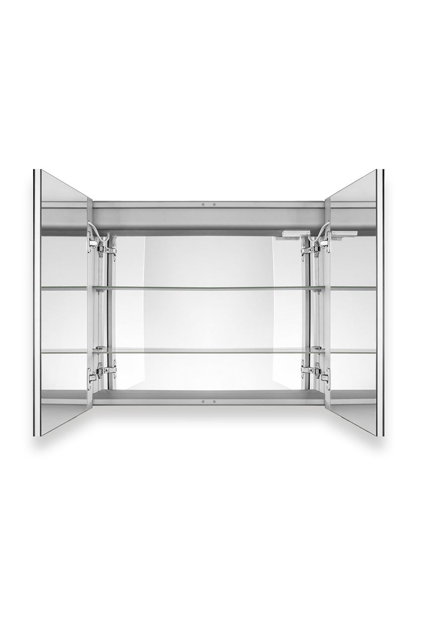 armoires de toilette avec miroir miroir lumineux tritoo. Black Bedroom Furniture Sets. Home Design Ideas