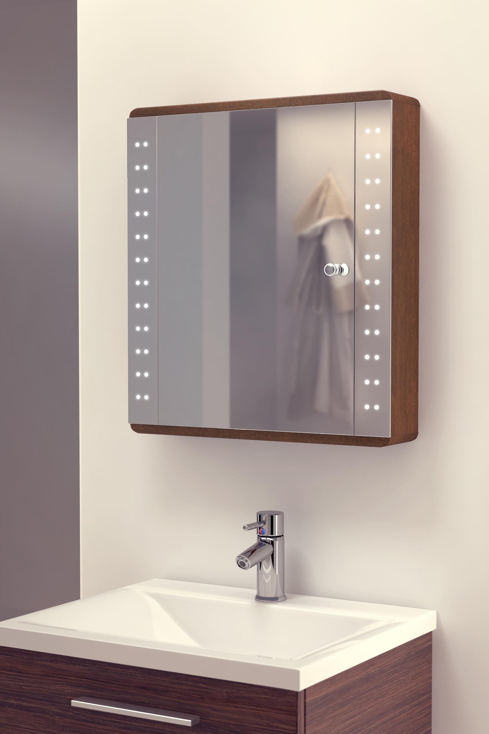 lights home bathroom mirror cabinets makeup mirrors atomic illuminated