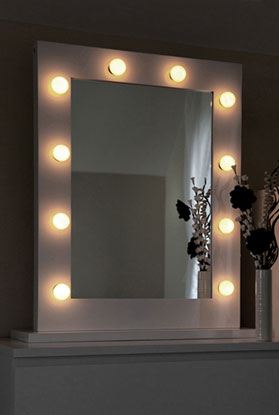 Bathroom Mirror Mirrors Usa Large Large Circular Lighted