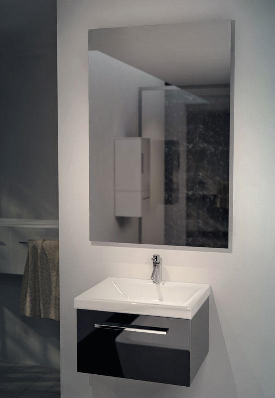 rgb led infinity spiegel f rs bad mit perfekter spiegelung. Black Bedroom Furniture Sets. Home Design Ideas