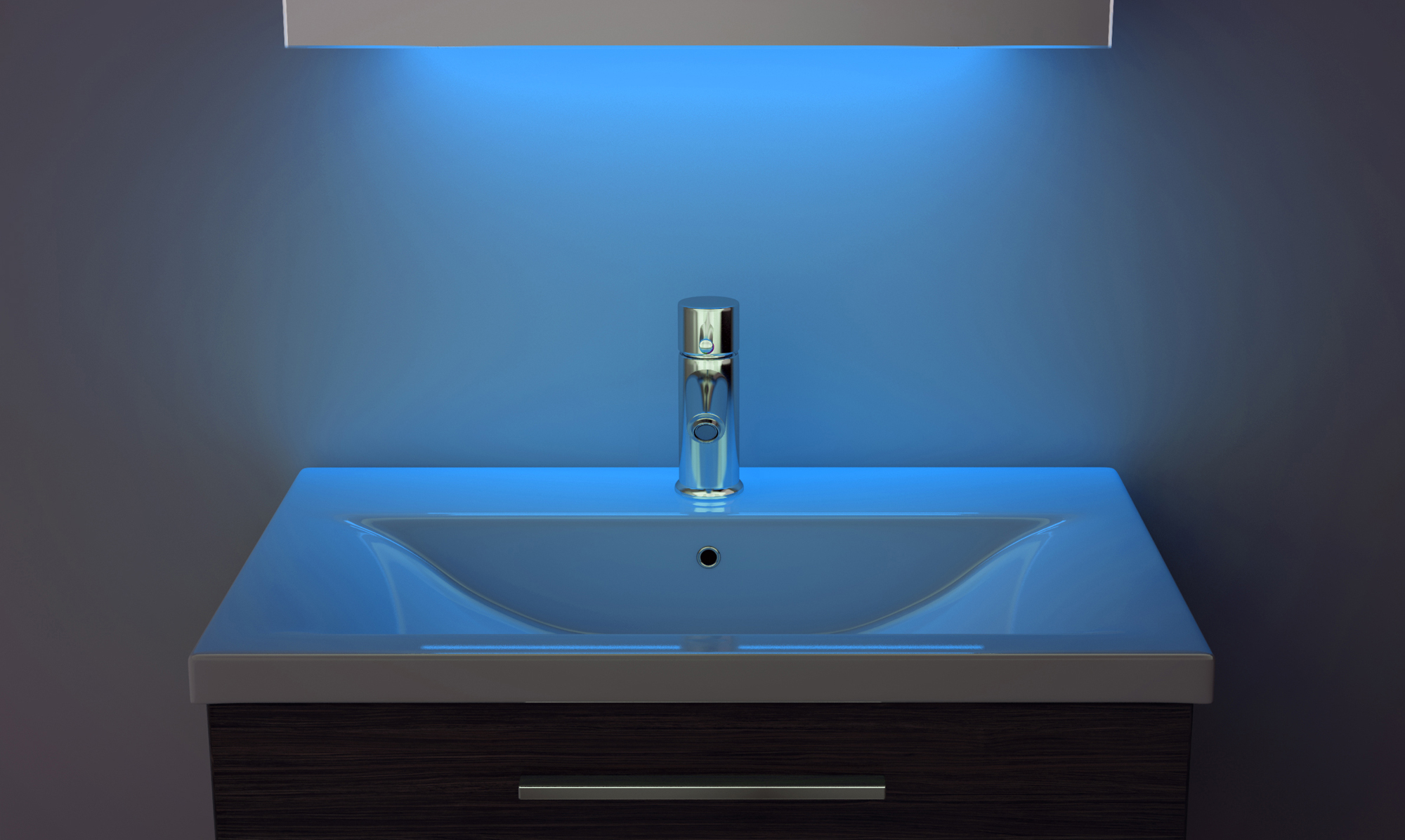 ambient shaver led bathroom illuminated mirror with 23525