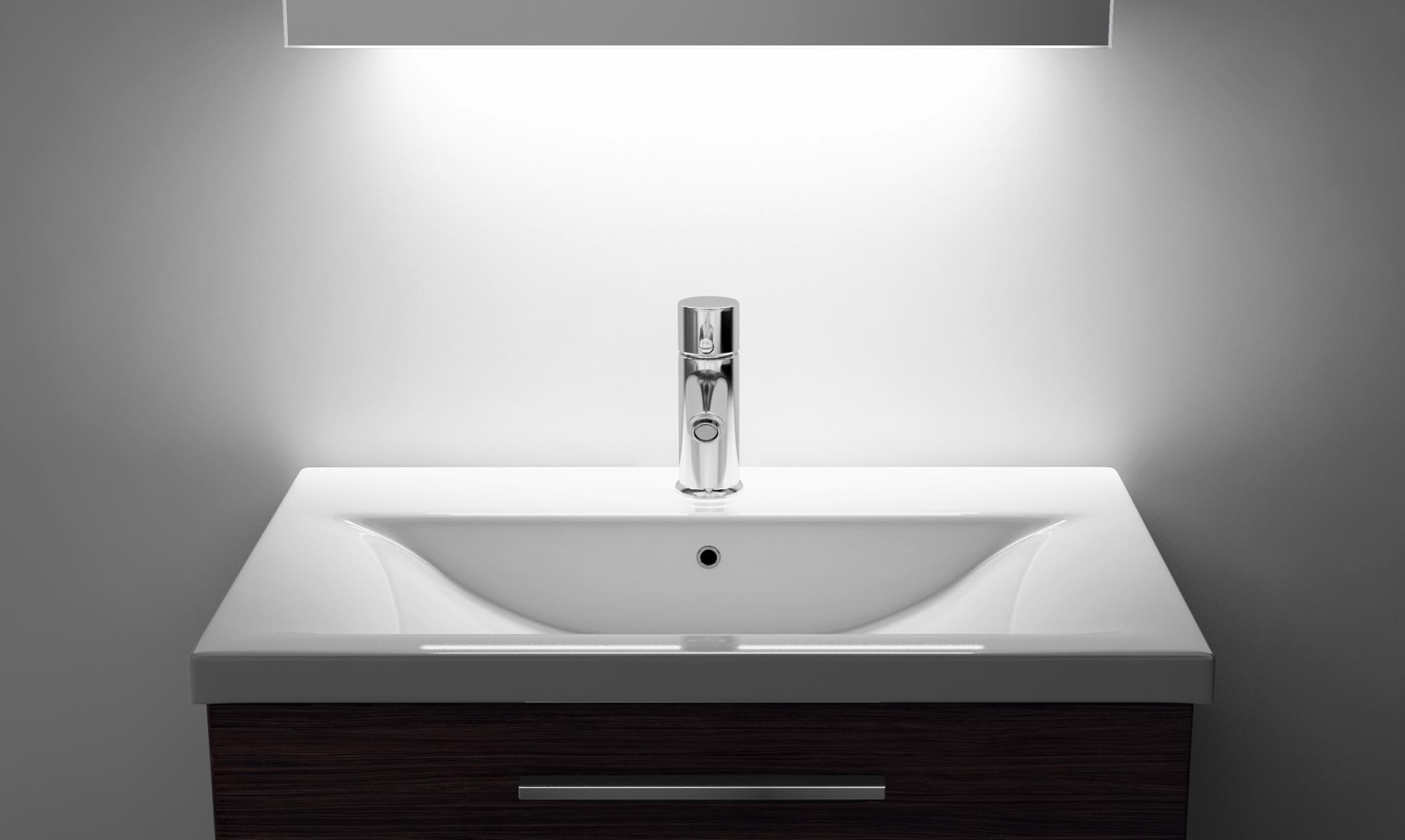Bathroom Mirror With Bluetooth, Mirror Heater, Sensor & Shaver ...