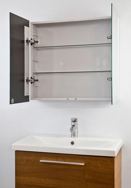 Armadietto con specchio da bagno Eleanor  eBay