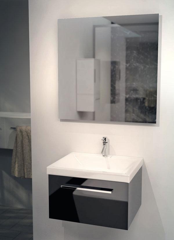 Bagno stretto creativo for Specchio bagno economico
