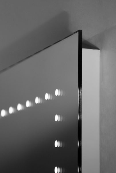 Iluminacion Baño Maquillaje:LED Illuminated Bathroom Mirror