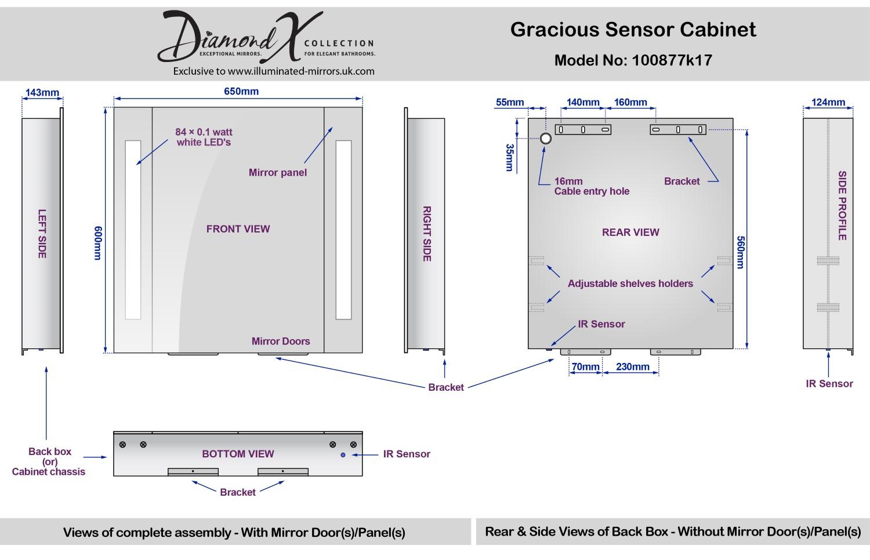 Shaver Socket Wiring Diagram Online Schematics Outlet Bathroom Schematic Diagrams Switch Combo Ambient Mirror