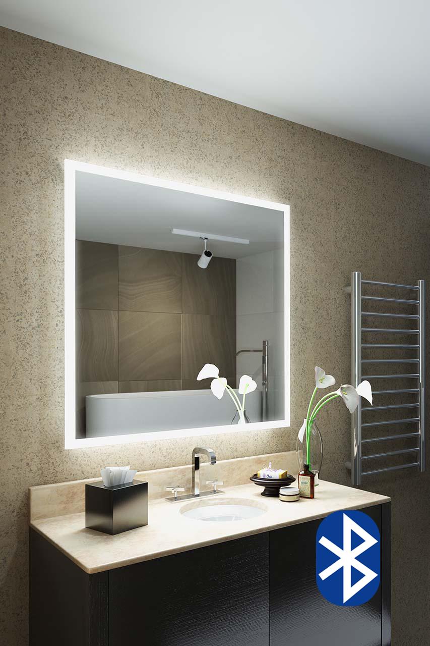 RGB k843i Audio Shaver Mirror