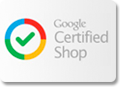 Google Certified Shop