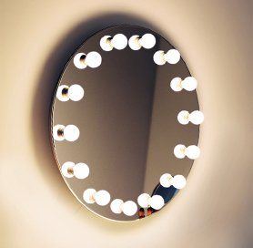 Hollywood Mirror Makeup Vanity Mirrors With Lights