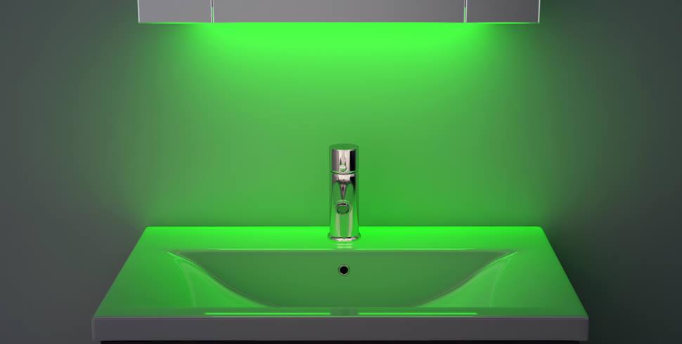 Rgb K255 Sensor Cab H 600mm X W 400mm X D 145mm